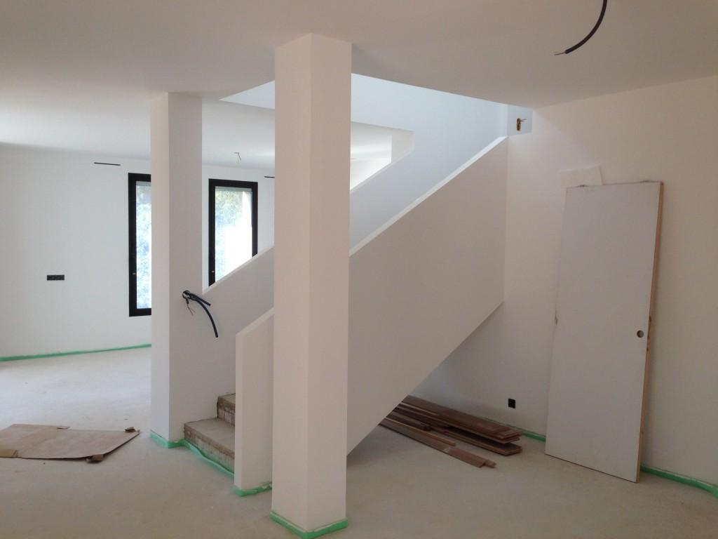 p2p pose de plaques de pl tre sur hy res et toulon 83. Black Bedroom Furniture Sets. Home Design Ideas